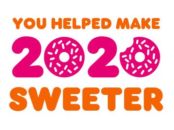 Dunkin' Thanks DD Perks® Members for Making 2020 Sweeter with Personalized Look Back