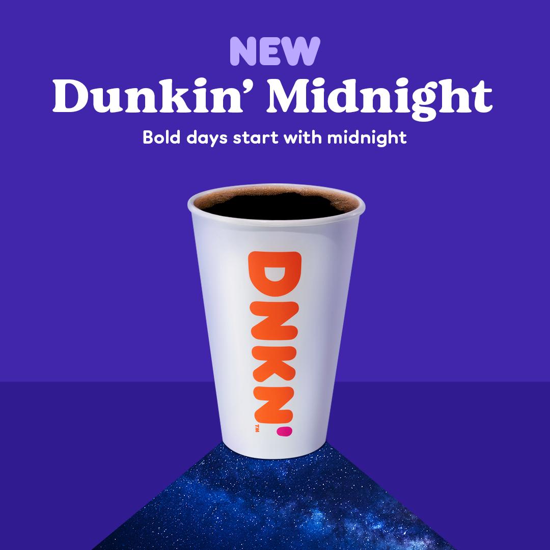 Dunkin' Midnight