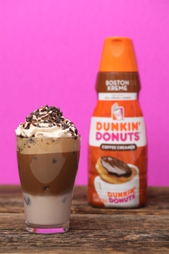 Dunkin Donuts creamers