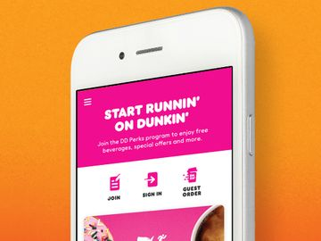 How to Order Ahead on the Dunkin' App
