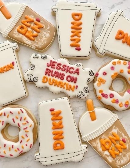 Dunkin' Cookies