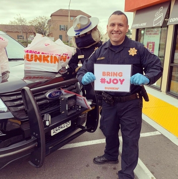 Franchisee Acts of Kindness