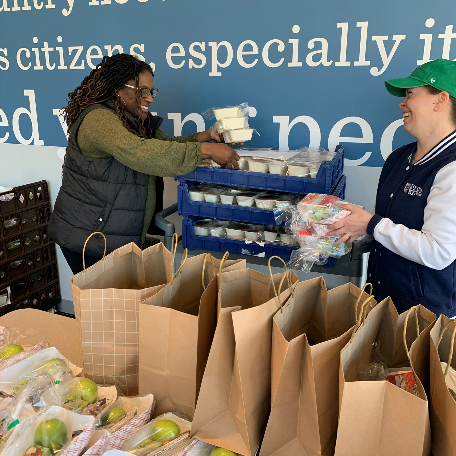 Keeping America Runnin': Boston and Indiana Organizations Fight Hunger with Foundation Grants