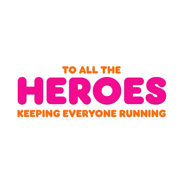 The Dunkin' Heroes Campaign Celebrates the Heroes Within Our Communities