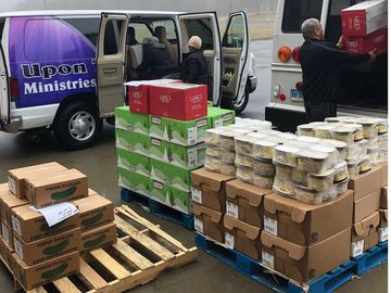Keeping America Runnin': Connecticut Food Bank Uses Grant to Help Fight Hunger