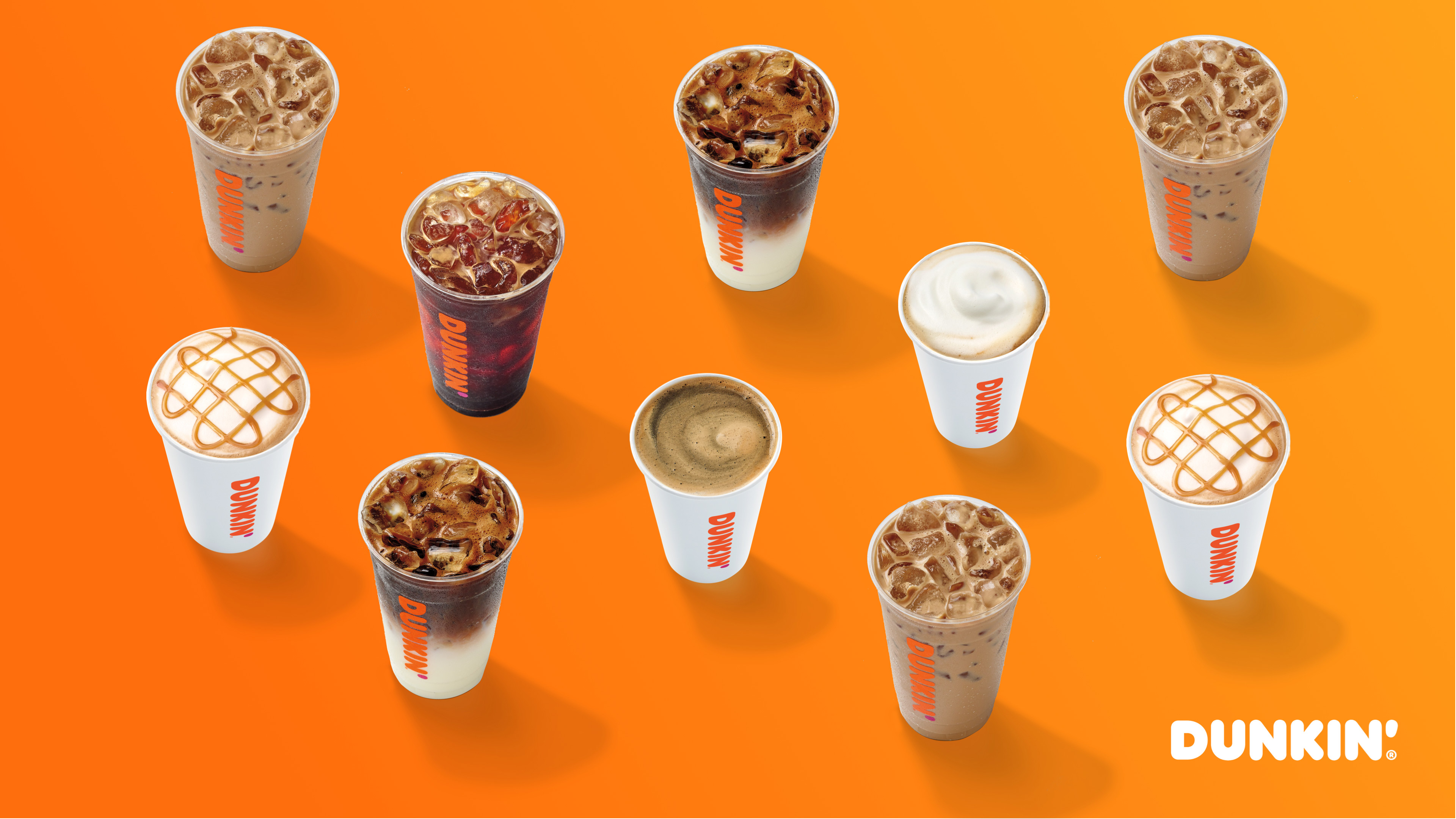 A-Bevy-of-Dunkin-Beverages