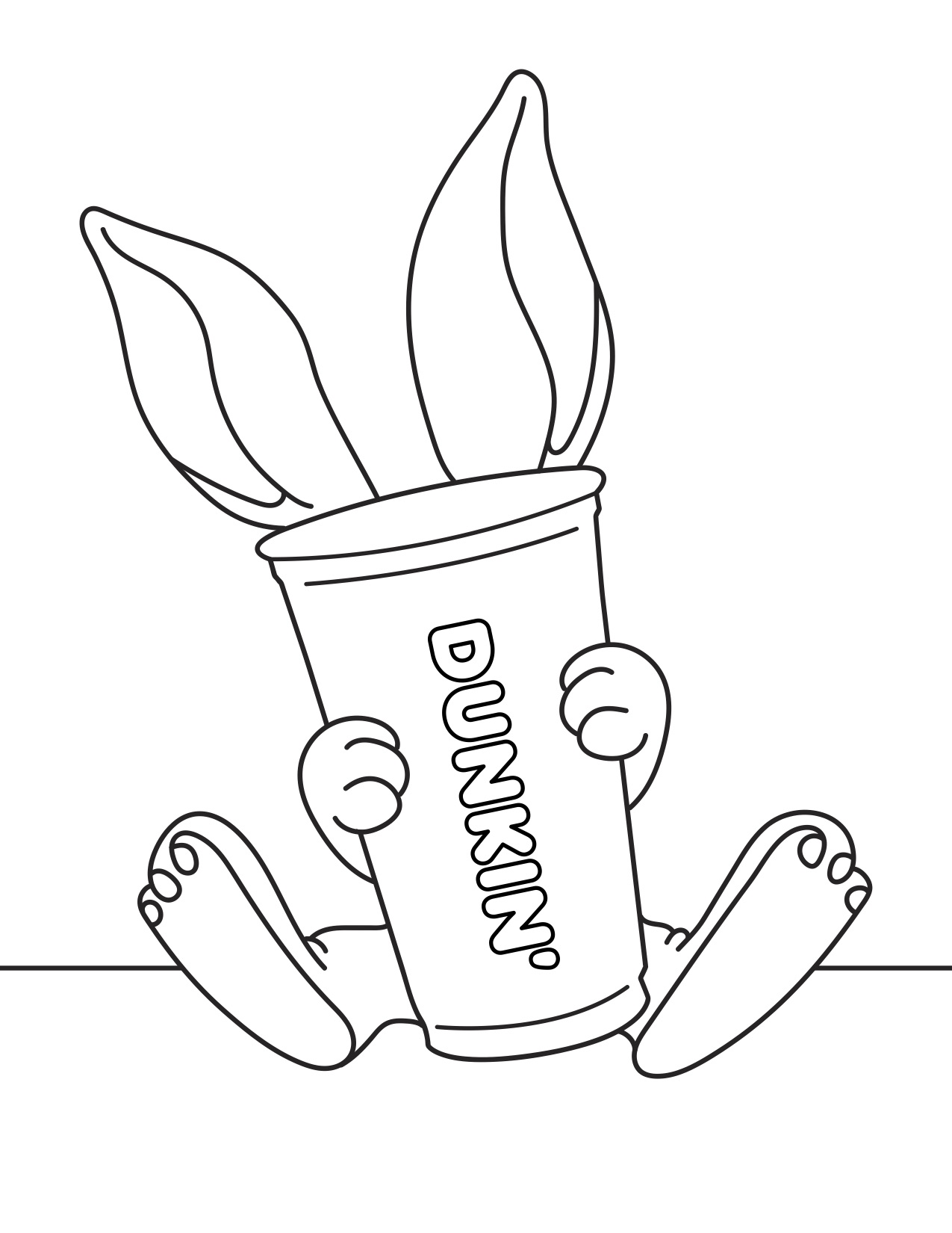 Resurrection Coloring Page