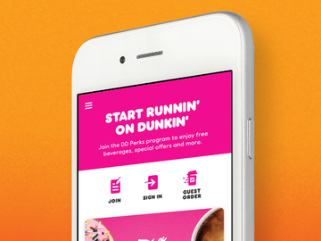 How to Order Ahead on the Dunkin' App for Drive-Thru Pick-up