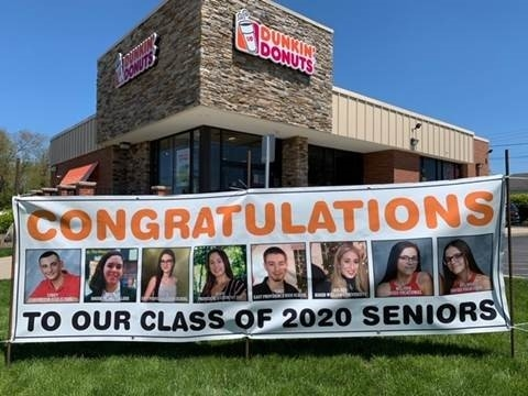 Keeping America Runnin': Dunkin' Franchisees Recognize the Class of 2020