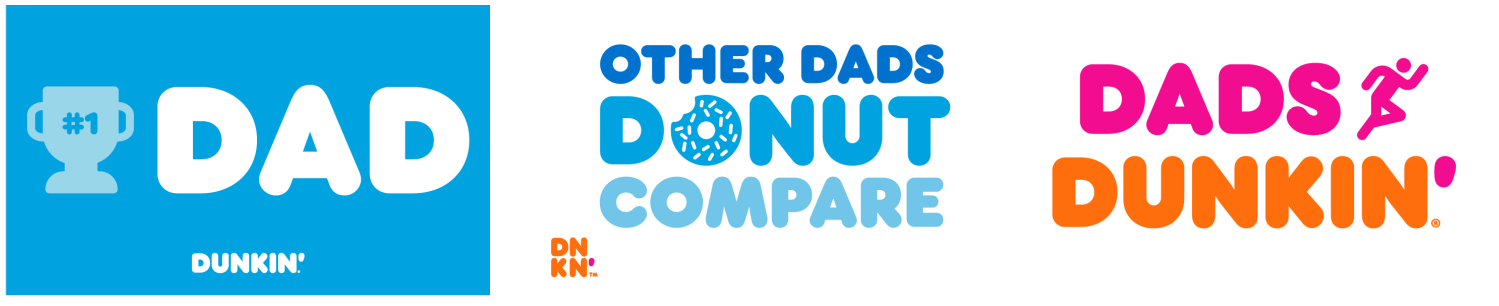 Father's Day Dunkin'