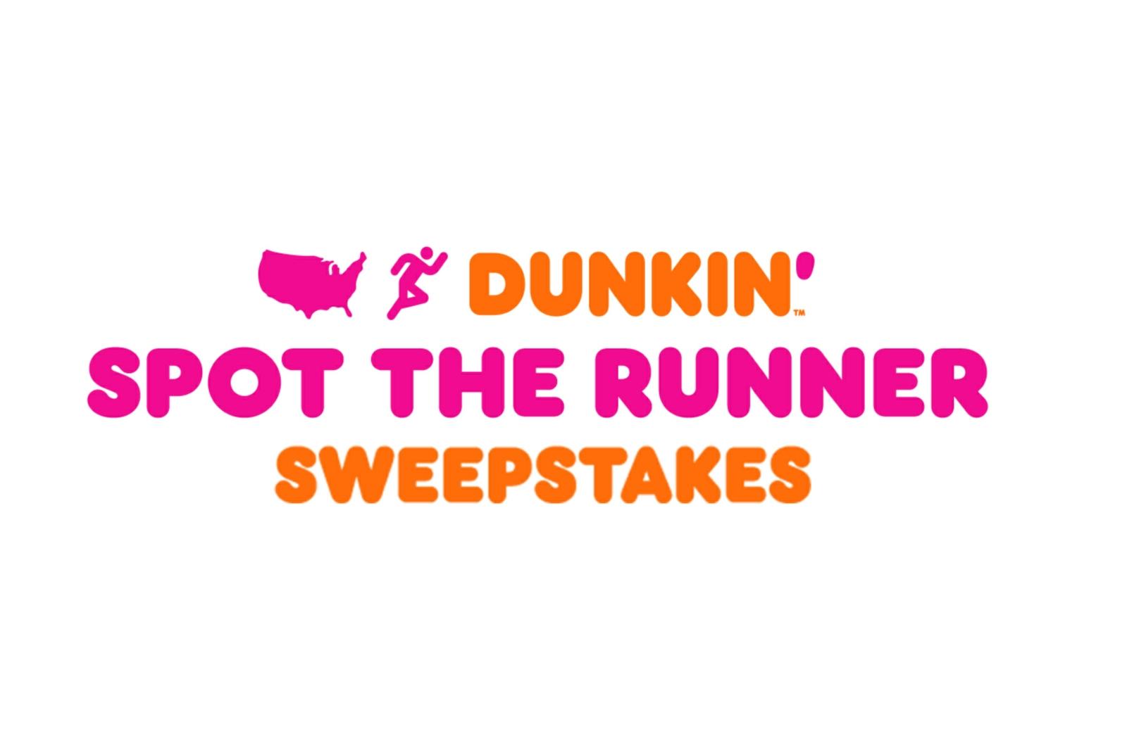 "Dunkin' Spot the Runner Sweepstakes Kicks off on ""America's Got Talent"""
