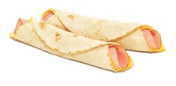 Ham _ Cheese Rollups