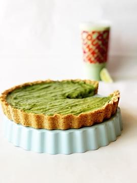 Matcha Summer Pie 3