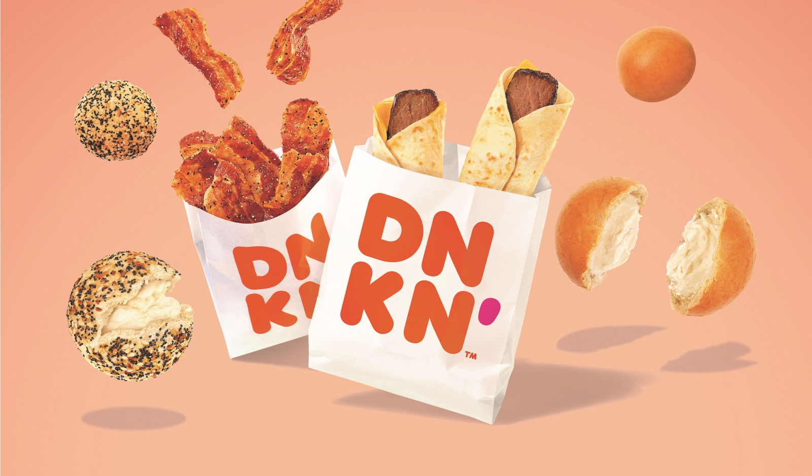 Dunkin' Snacking Choices
