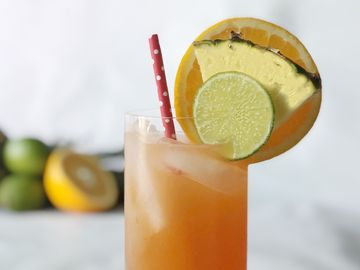 3 Refreshing Dunkin' Cocktails Perfect for Celebrating National Rum Day