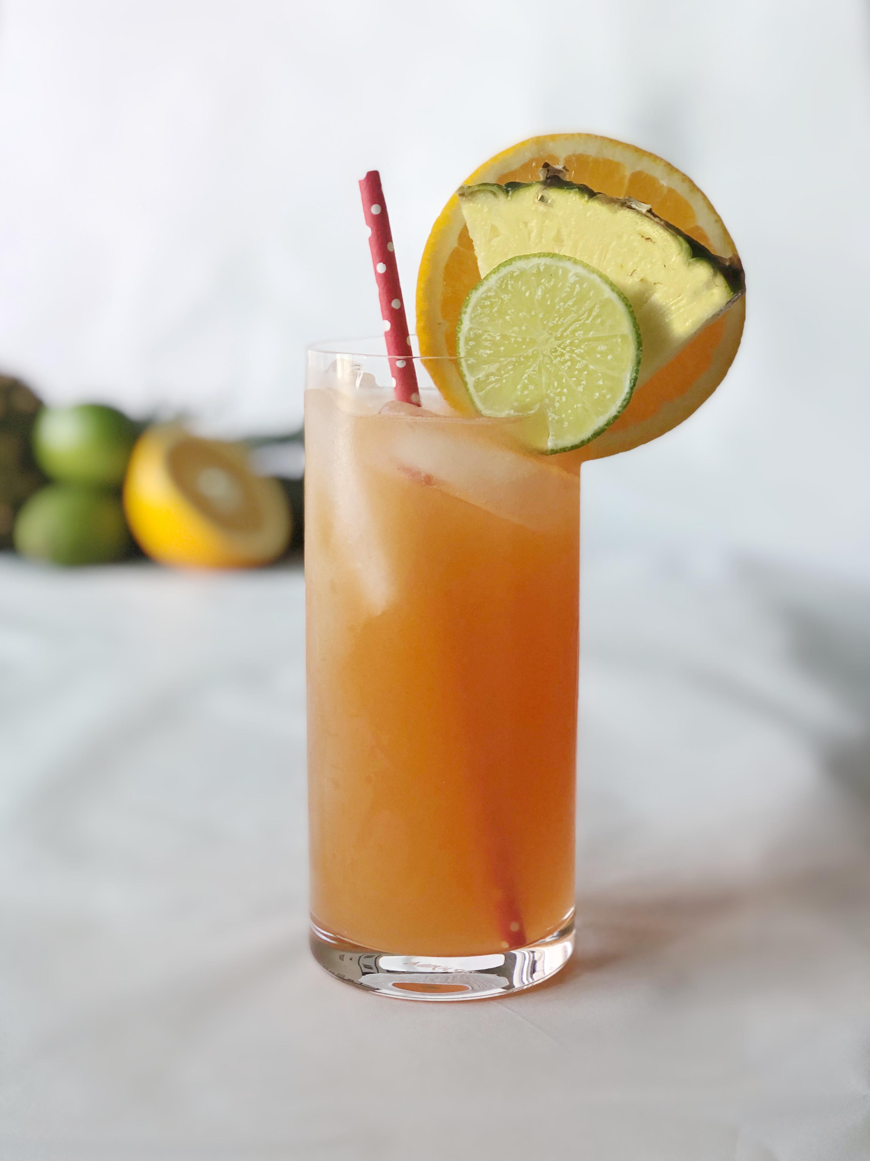 Mai Tai Refresher