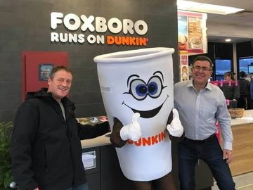 Paying it Forward: Foxboro, MA Customer Gives Back with Dunkin'
