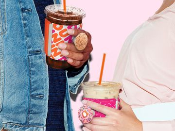Sip in Style with New Dunkin' x PopSockets Cup Sleeves