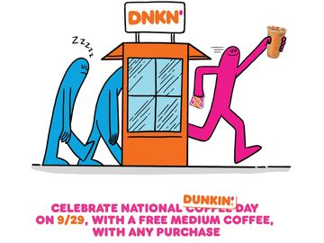 National Dunkin' Day