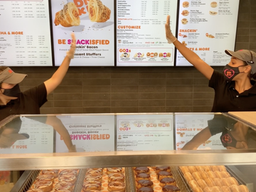 Dunkin' Answers Frequently Asked Questions about Restaurant Job Opportunities
