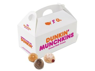 The Story Behind Dunkin' Munchkins® Donut Hole Treats