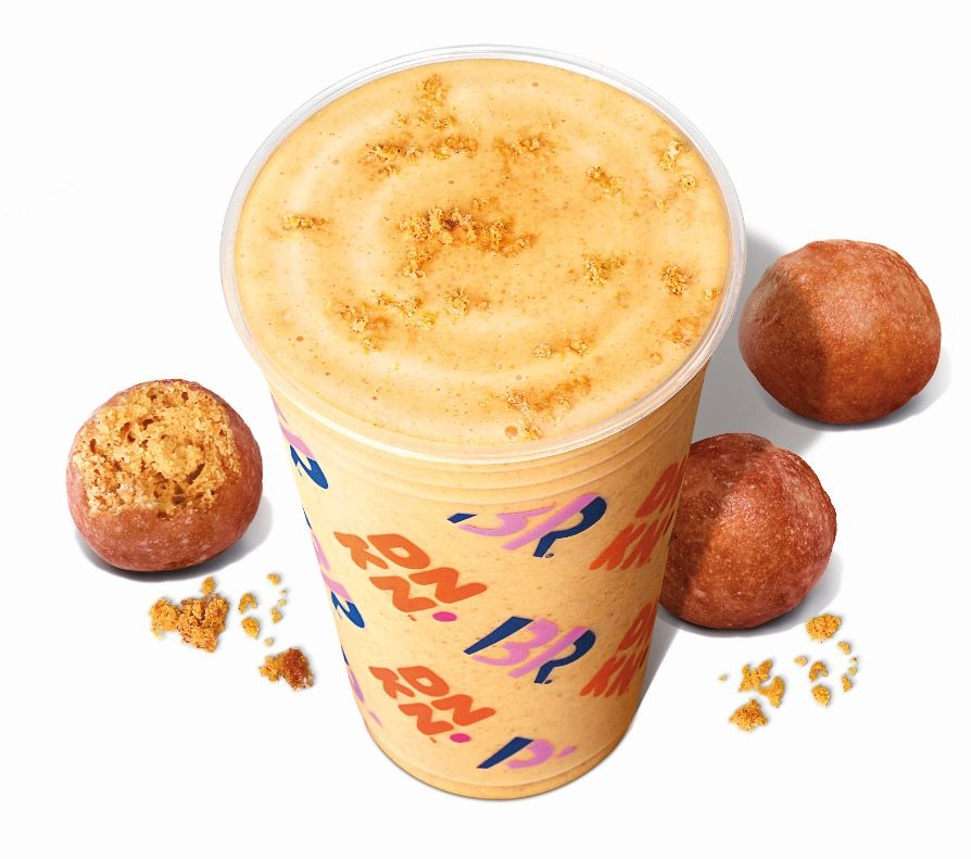 Chicago Gets the First Sip of New Munchkins® Milkshakes