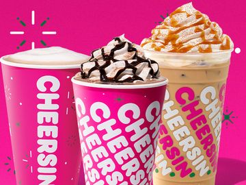 The Story Behind Cheersin' at Dunkin'