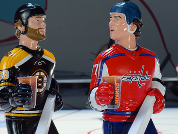 Dunkin' Campaign Goes Inside the Bubble with NHL® Superstars David Pastrňák and T.J. Oshie