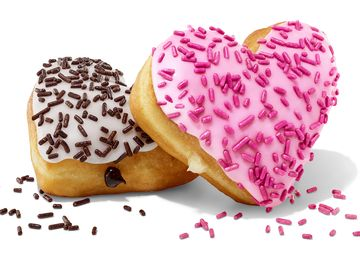 "Say ""I Love You"" with Dunkin' this Valentine's Day"