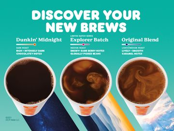 How to Get Free Coffee at Dunkin'