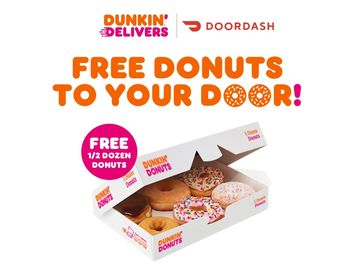 Dunkin' DoorDash Offer