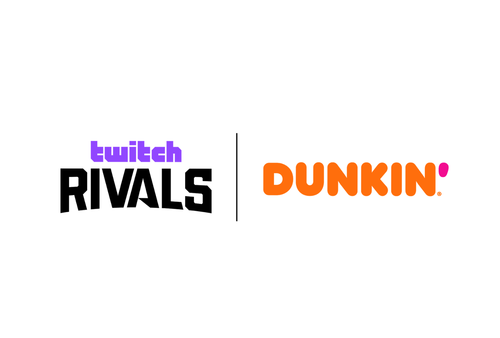 Dunkin' is Leveling Up as Official Fan Fuel of Twitch Rivals North America