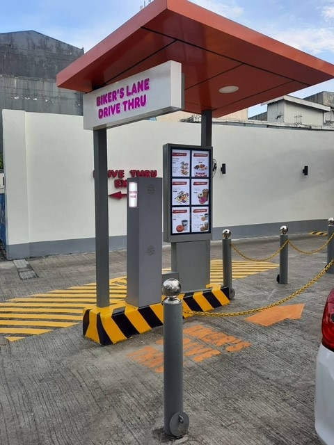 Dunkin' Launches Its First-Ever Bike-Thru Lane in the Philippines
