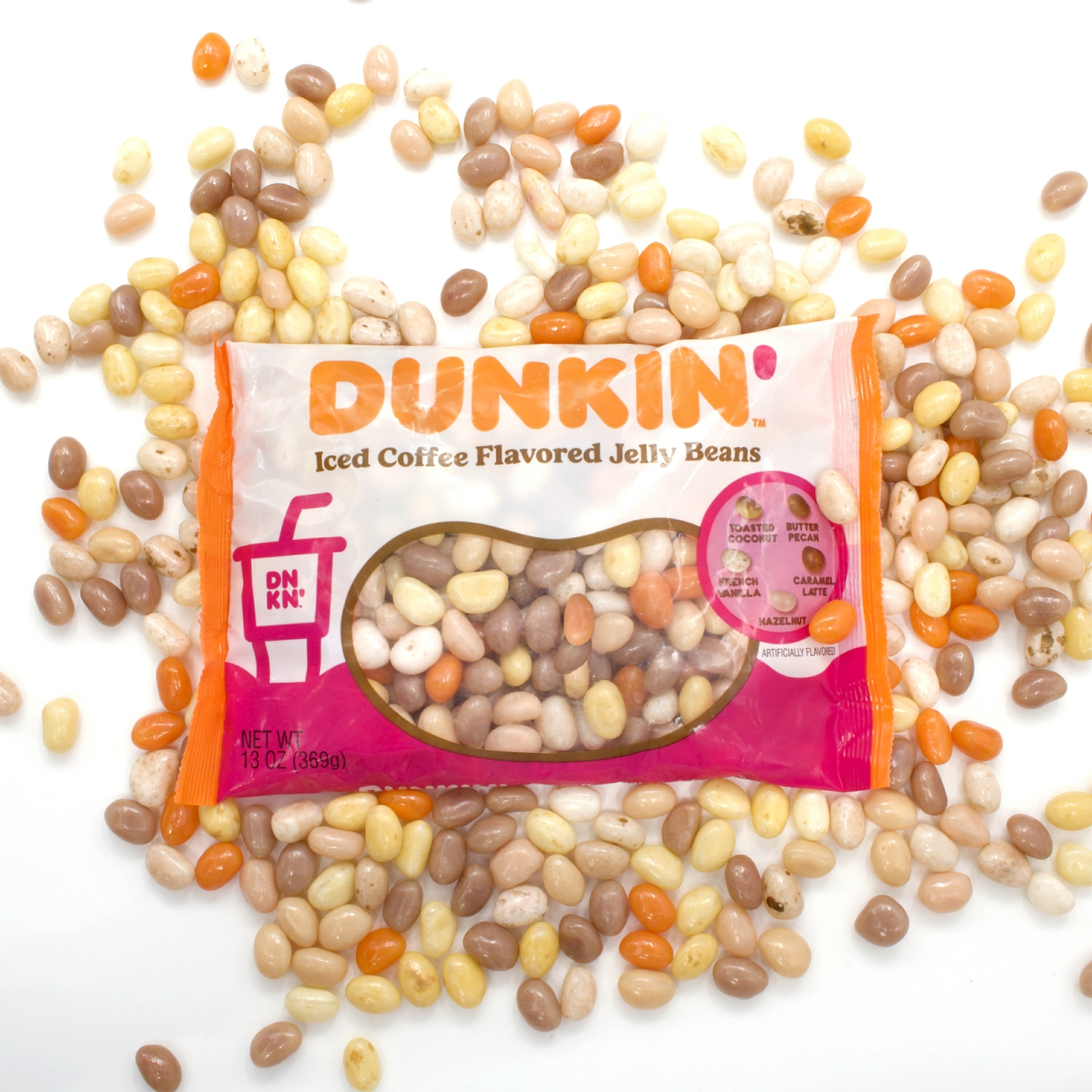 Dunkin' and Frankford Candy Brew Easter Season Sweetness with New Iced Coffee Flavored Jelly Beans