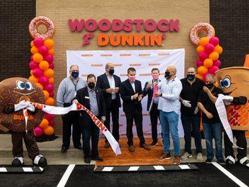 Dunkin' Celebrates 1,000th Next Generation Restaurant Opening