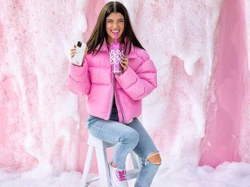 Charli x Dunkin' Merch Collection