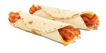 Bacon and Cheese Rollups