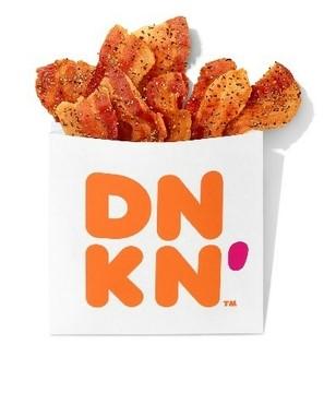 Dunkin' Snackin' Bacon