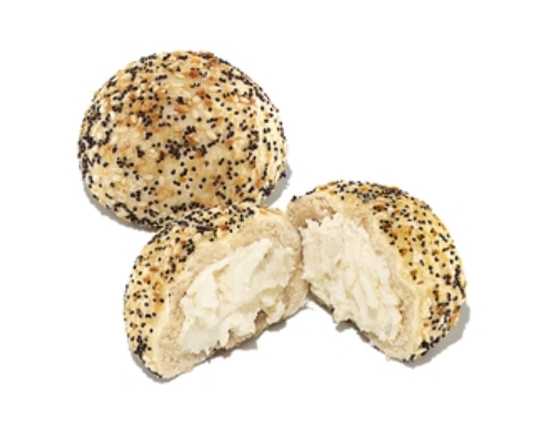 Dunkin' Stuffed Bagel Minis