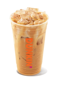 Coconutmilk Iced Latte 1