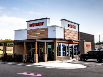 Dunkin' Reopening Dining Rooms Across America
