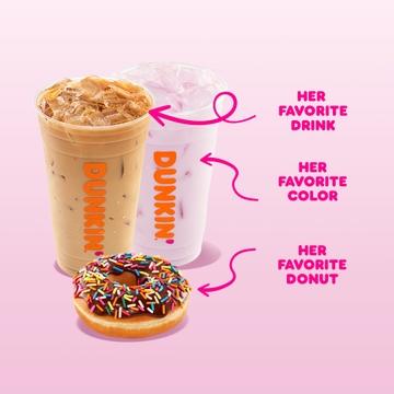 Charli x Dunkin' Offer 2