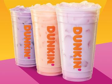 What's New at Dunkin'