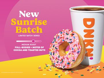 Dunkin' Sunrise Batch