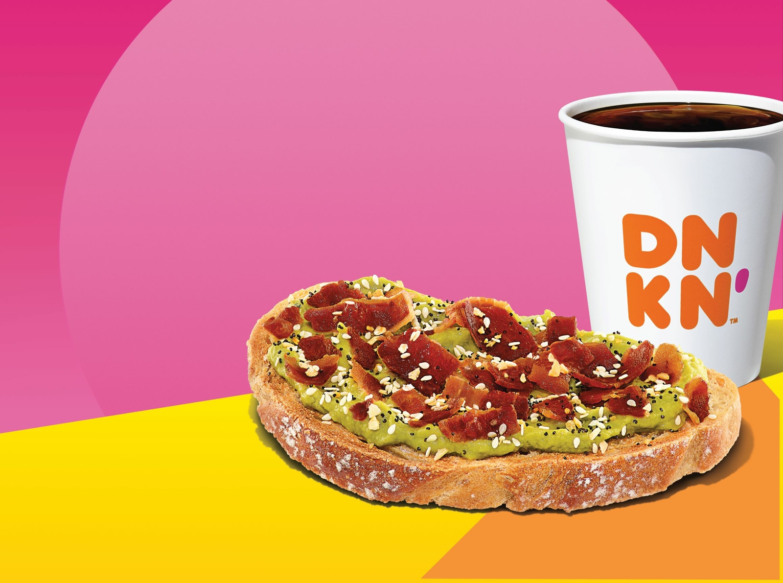 Summer Starts Early at Dunkin' with New Sunrise Batch Hot Coffee and New Butter Pecan Sundae Signature Latte