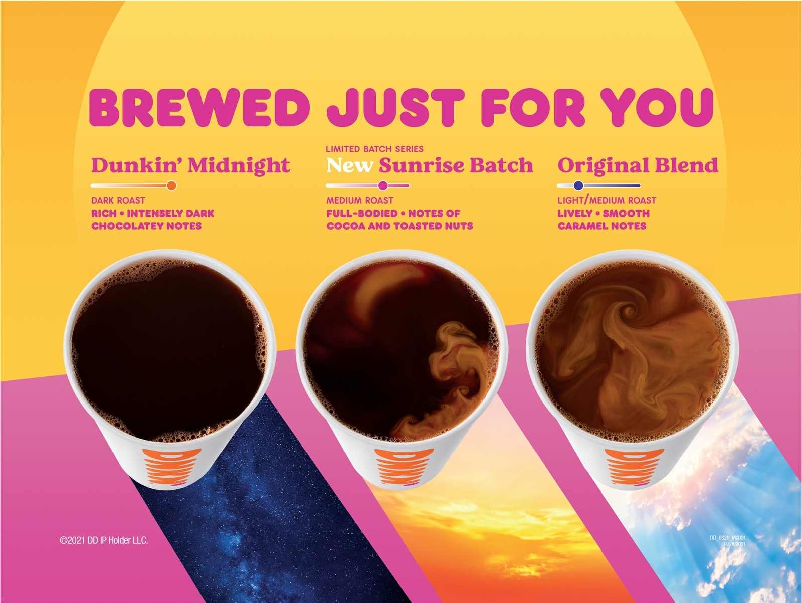 Dunkin' Coffee Break with the Coffee Excellence Team
