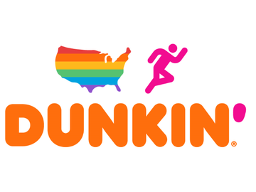 Celebrate Pride Month with Dunkin'