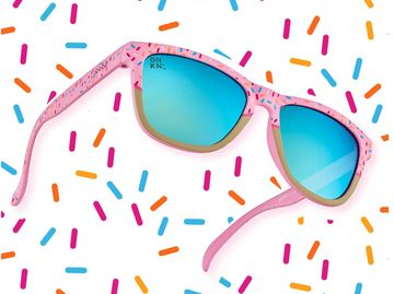 Dunkin' and goodr Sunglasses Collaborate on a Perfect Summer Accessory for Donut Lovers
