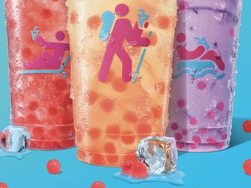 Something is Popping at Dunkin': Popping Bubbles Burst onto the Menu for Summer