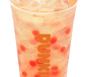 Strawberry Popping Bubbles in Lemonade